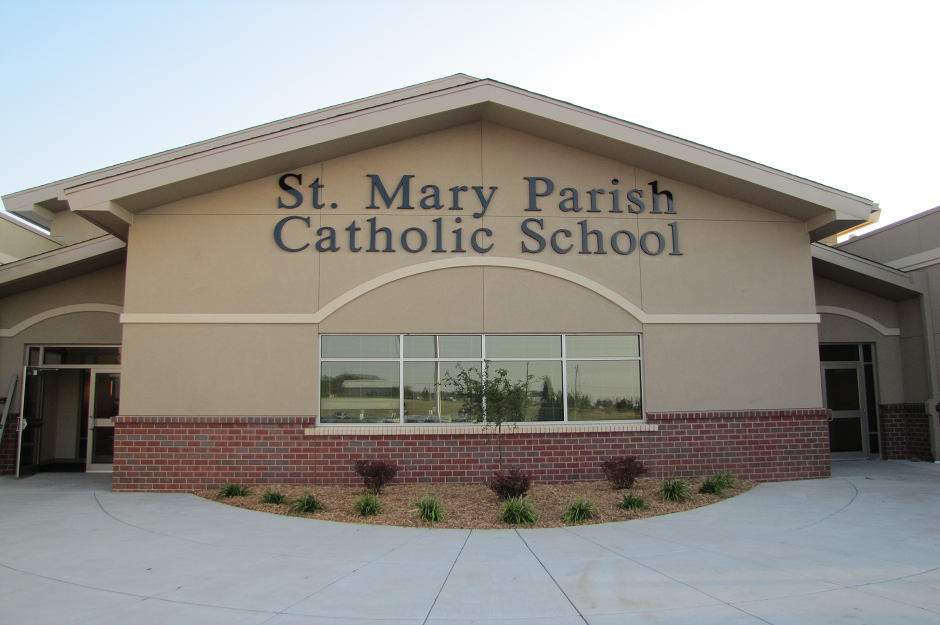ST. MARY PARISH FAITH CENTER & CATHOLIC SCHOOL