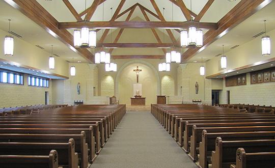 ST. CATHERINE OF SIENA CATHOLIC CHURCH